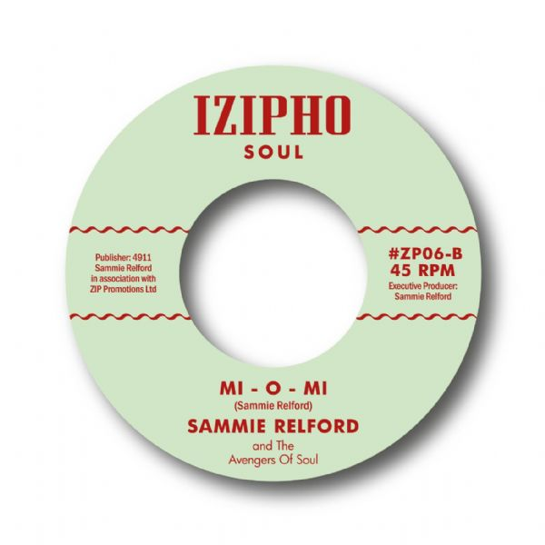 SAMMIE RELFORD - ISN'T IT AMAZING / MI-O-MI